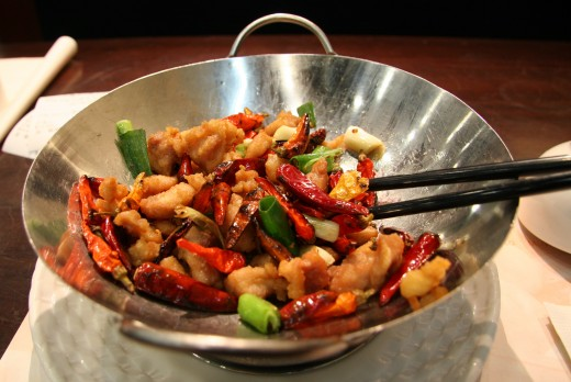 Как приготовить wok в домашних условиях