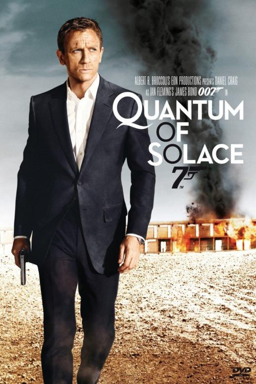 Quantum of Solace Full Movie - HD Movies
