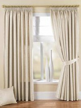Common curtain lengths