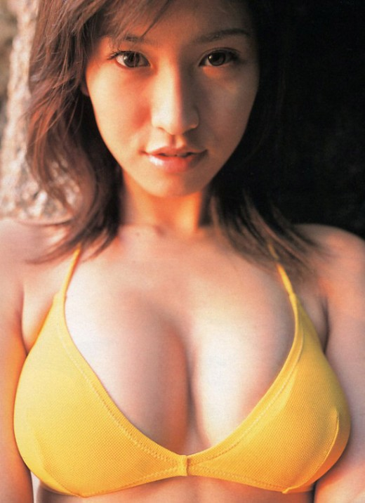 Chisato Morishita Sexy Asian Model