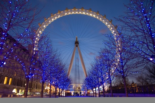 London Eye 446024_f520