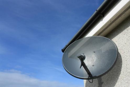 Спутниковая антенна сделанная своими руками