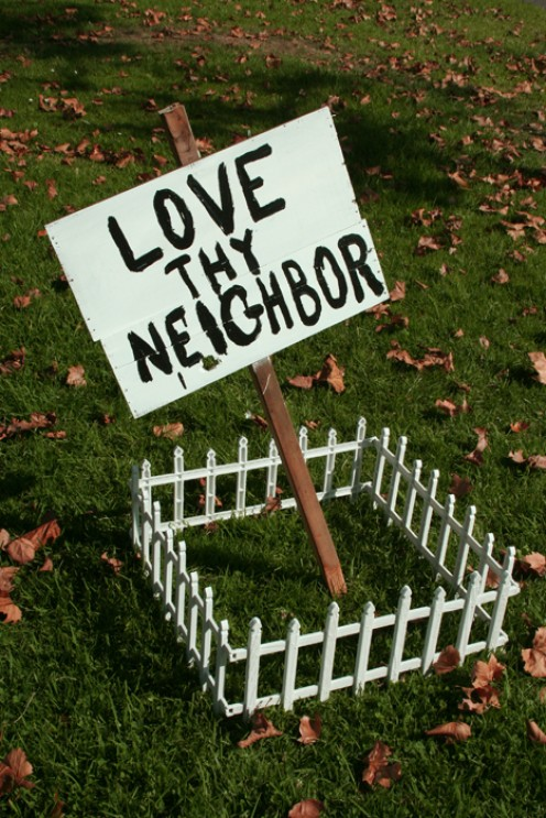 How to Annoy Your Neighbor