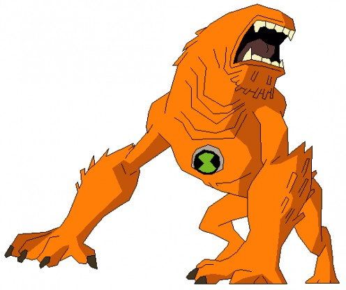 Ben 10 ultimate alien ultimate benwolf