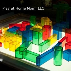 Translucent Blocks for the Light Table