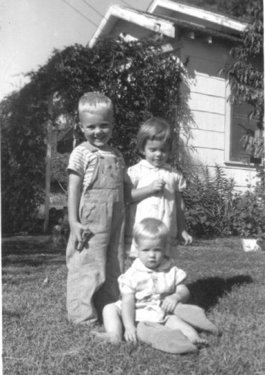 Owen, Susan and Ginger Martin