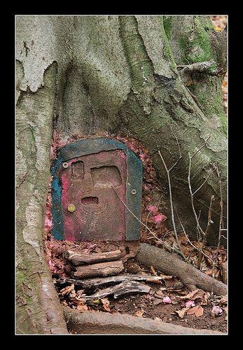 Hobbit Hole for Fairies