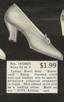 $1.99 for a ladies shoe - WOW