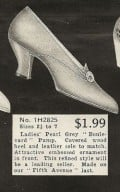 1918 Ladies Footwear