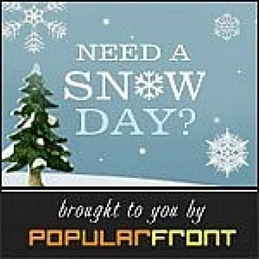 SnowDay - A site for making online snowflakes.