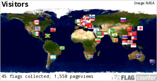 flag map added May 16, 2012