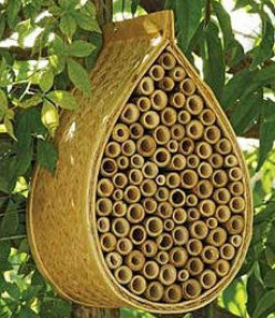 Boost Garden Productivity With A Bee House
