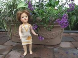 No-Sew Doll's Sundress