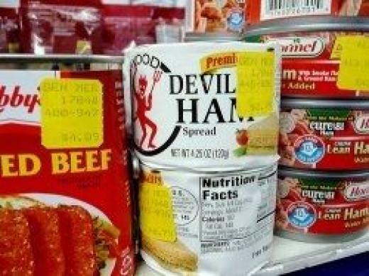hurricane food