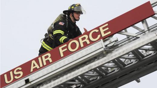 USAF Firefighter
