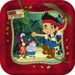 Jake and The Neverland Pirates Birthday Cakes, Party Supplies and Ideas