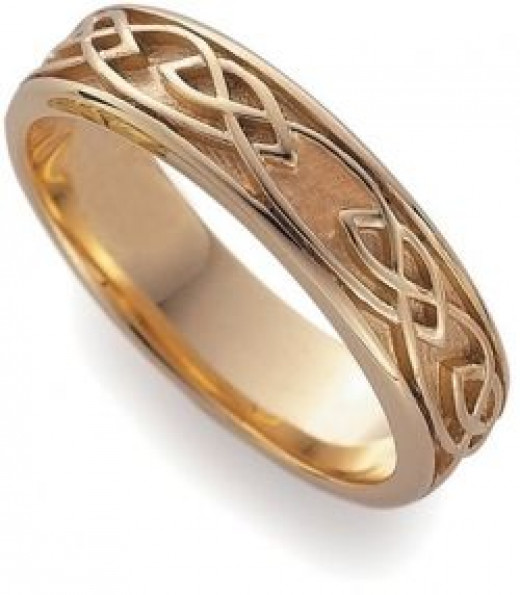 Welsh Wedding Ring: Welsh Gold Engagement Rings And Jewellery