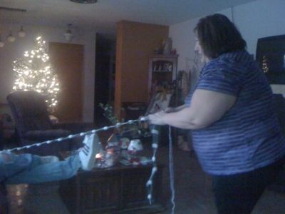 "Janette ""Finger Crochets"" The Garland"