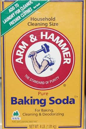 Baking soda is an eco-friendly cleaner, that is effective and inexpensive