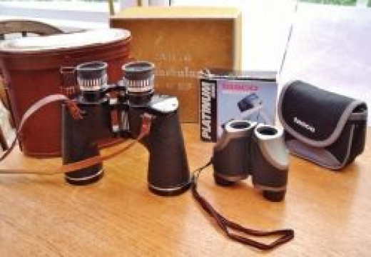Great UK Binoculars