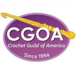 Honored To Be An Associate Professional Member of the Crochet Guild of America!