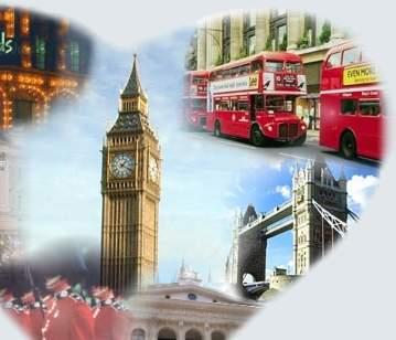 Heart in London