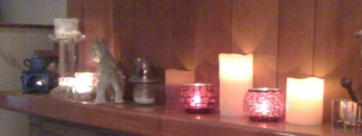 I Love To Change Up My Mantel All Year!