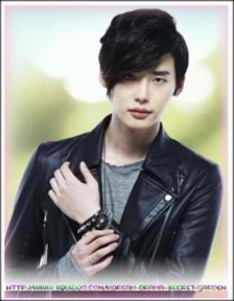 Lee Jong Suk as Ssun