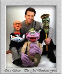 Ventriloquist and Comedian Jeff Dunham