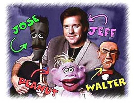 Jeff and his posse