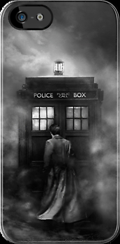 Tenth Doctor in the Mist