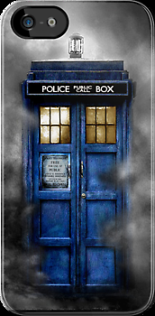 Tardis in the Clouds