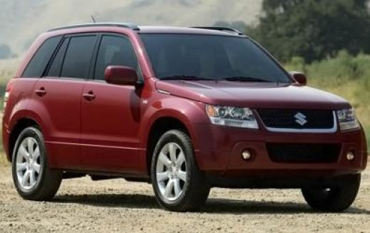 2009 Suzuki Grand Vitara (edmunds.com)