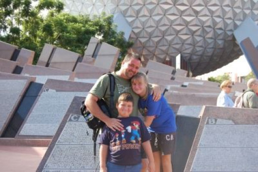 some world named EPCOT