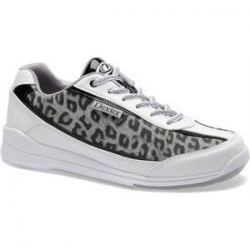 Women's Funky Cheetah Animal Print Bowling Shoes
