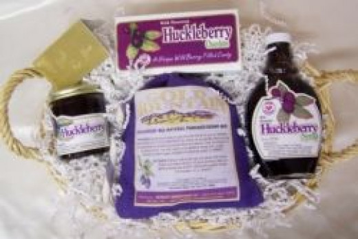 Huckleberry Gift Baskets