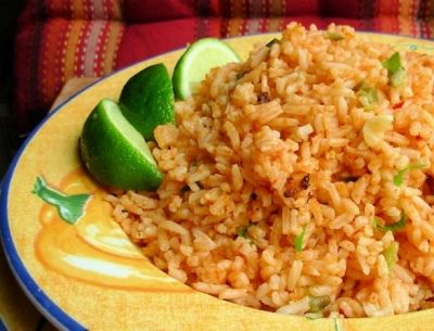 Gluten Free Grain -- Mexican Rice