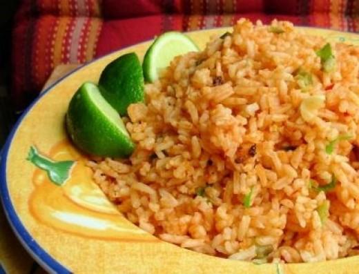 Gluten Free Grain -- Mexican Rice