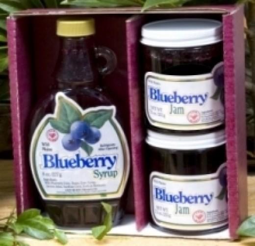 Blueberry Jam!