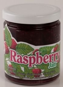 Award Winning Raspberry Jam