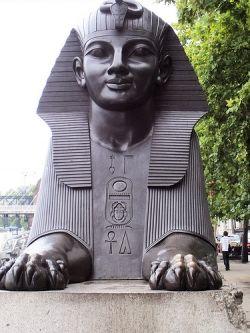 Sphinx, photo by ashroc