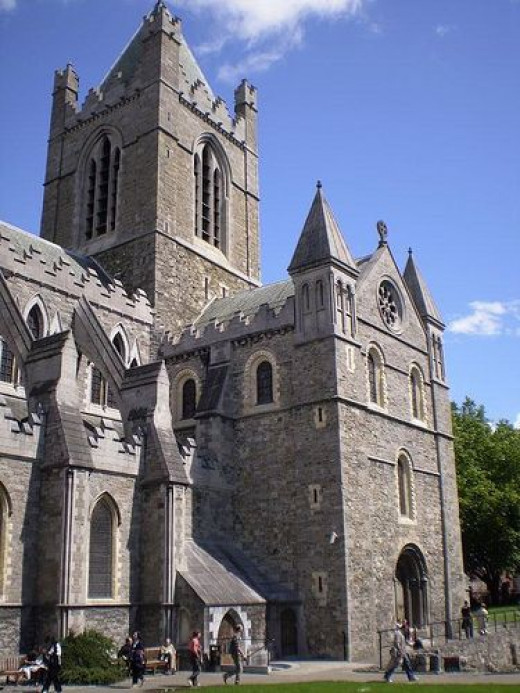 My photo of this Irish Cathedral has sold well on postcards