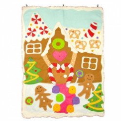Fabulous Felt Christmas Advent Calendar Ideas