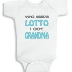 Best Grandma Onesies