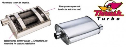 Thrush Turbo Muffler