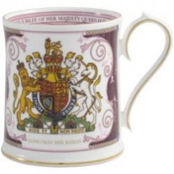 Aynsley China for the Queen's Diamond Jubilee