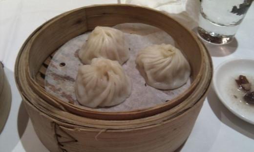 Xiao Long Bao (Pork Dumpling)@Crystal Jade Palace