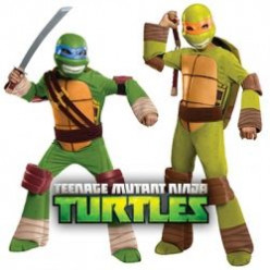 Teenage Mutant Ninja Turtles Halloween Costumes for Kids