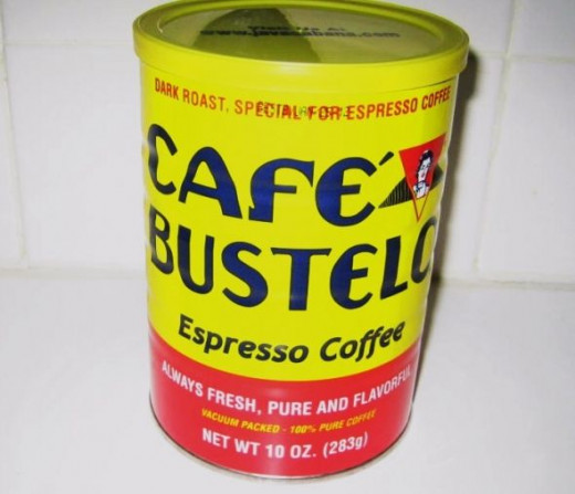 Cafe' Bustelo Expresso Coffee
