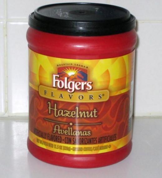 Flogers' Classic Roast - Hazlenut Blend